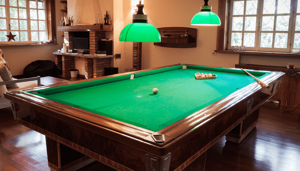 Pool Table Re-covery Services for [citystate]