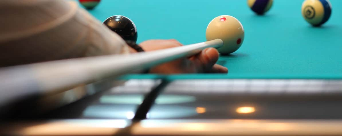 pool table shot e1500673305731 All Pro Billiards